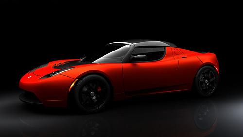 Rodster Tesla : la voiture électrique ultra sportive