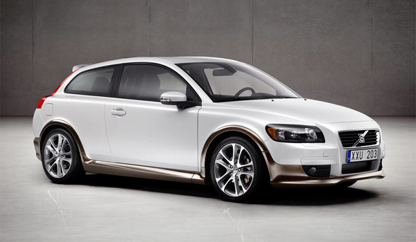 Volvo C30 Bio éthanol : le coupé au moteur hybride Flexfuel