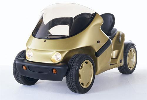 Bi-Scot : voiture sans permis électrique