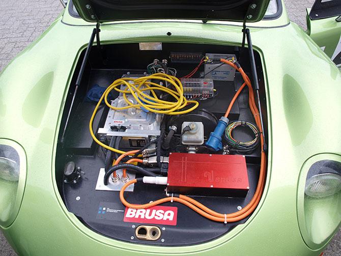 Rudolph & Brusa Spyder : la nouvelle sportive électrique ?