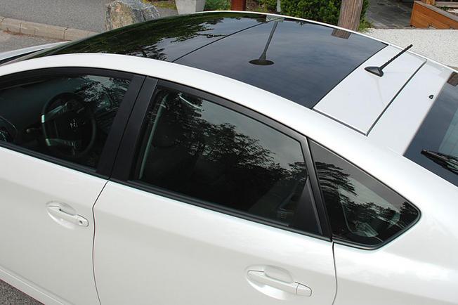 Toyota Prius III, record de consommation sur le marché des hybrides