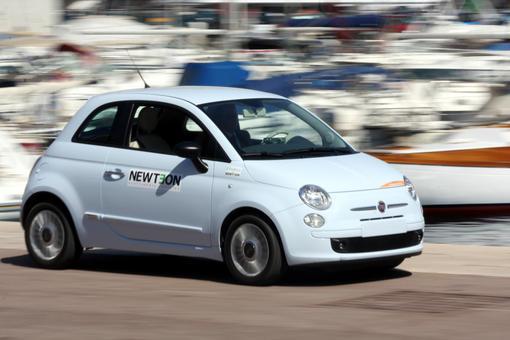 La Fiat 500 électrique