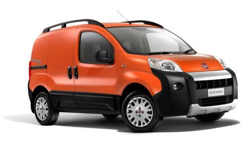 Fiat Fiorino Electrique équipé par Micro-Vett